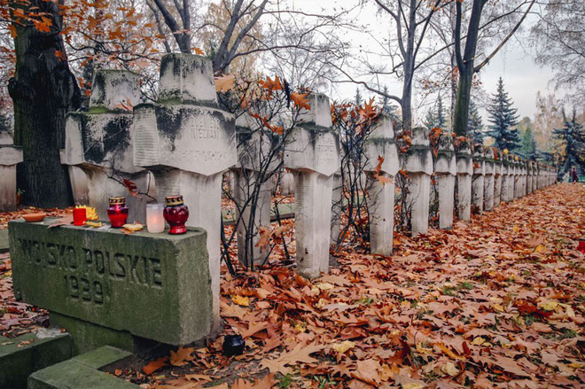 Vẻ đẹp của các nghĩa trang cổ khắp thế giới - ảnh 12