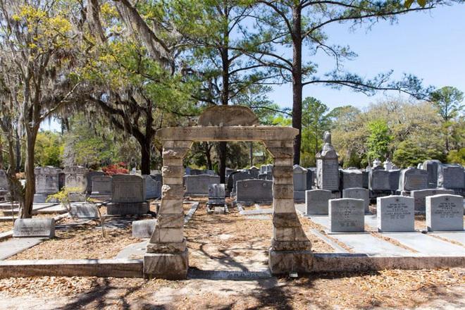 Vẻ đẹp của các nghĩa trang cổ khắp thế giới - ảnh 8