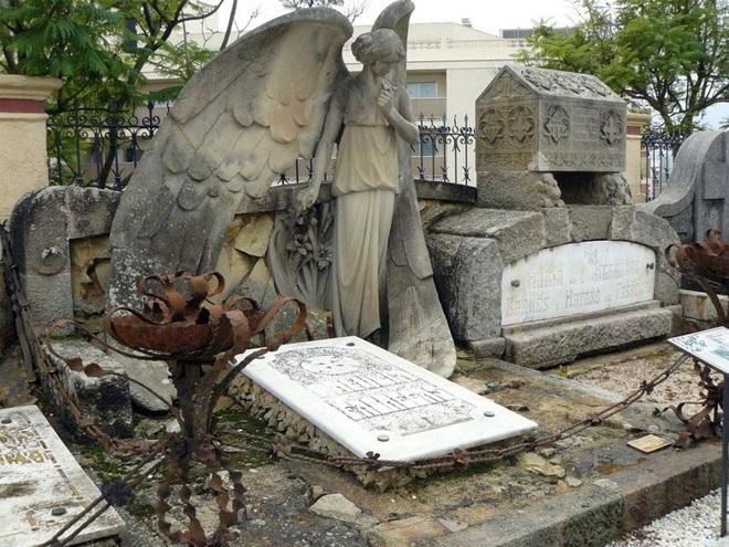 Vẻ đẹp của các nghĩa trang cổ khắp thế giới - ảnh 10