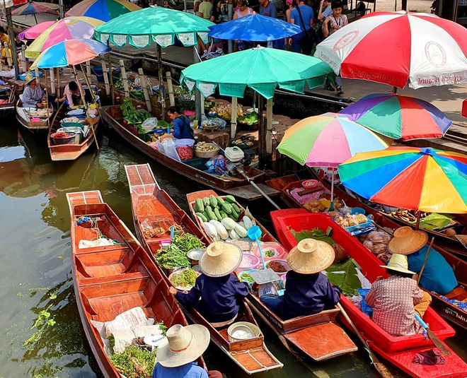 """Đi Thái mà """"lơ đẹp"""" 8 khu chợ nổi """"đỉnh cao"""" gần ngay Bangkok thì thiếu sót lắm đấy - Ảnh 3."""