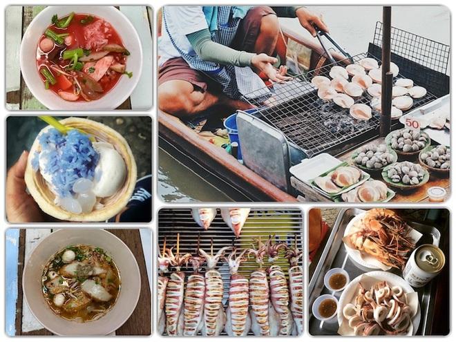 """Đi Thái mà """"lơ đẹp"""" 8 khu chợ nổi """"đỉnh cao"""" gần ngay Bangkok thì thiếu sót lắm đấy - Ảnh 4."""