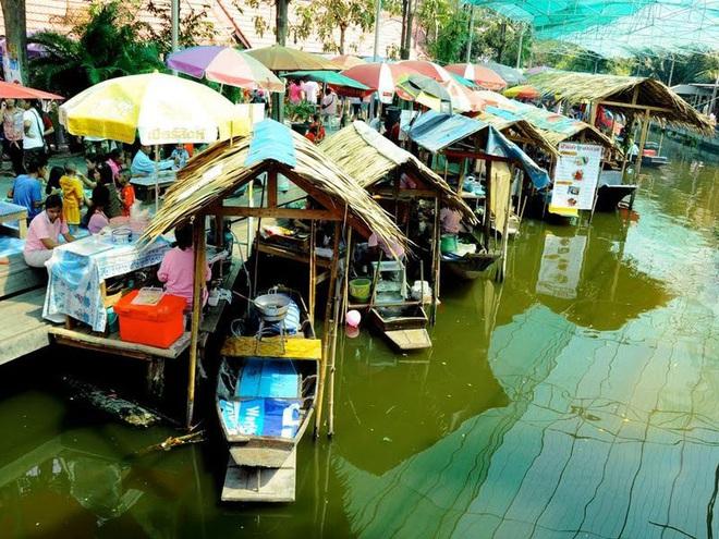 """Đi Thái mà """"lơ đẹp"""" 8 khu chợ nổi """"đỉnh cao"""" gần ngay Bangkok thì thiếu sót lắm đấy - Ảnh 10."""