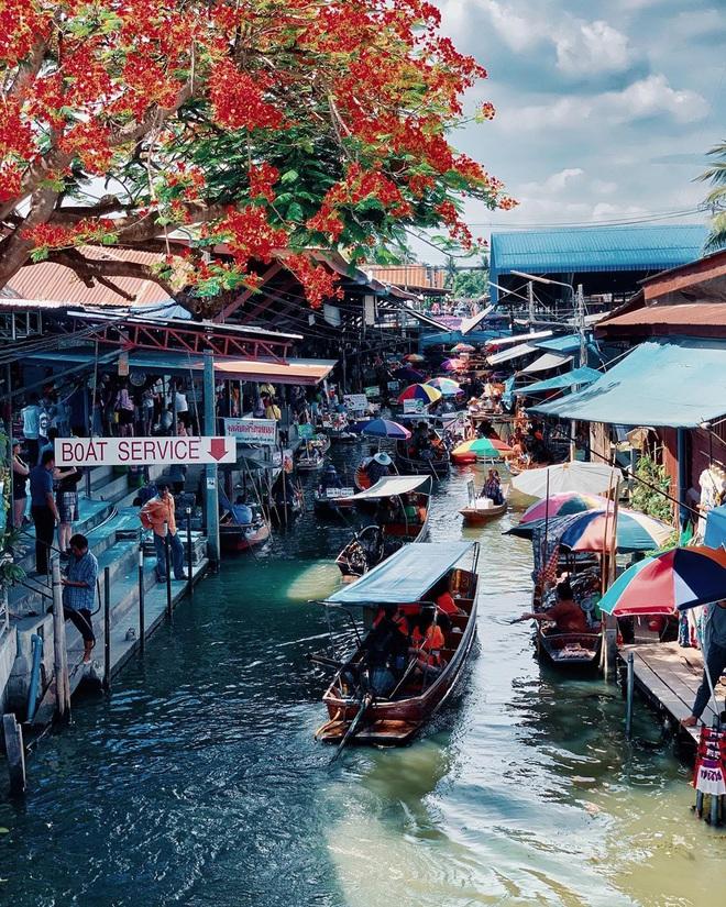 """Đi Thái mà """"lơ đẹp"""" 8 khu chợ nổi """"đỉnh cao"""" gần ngay Bangkok thì thiếu sót lắm đấy - Ảnh 1."""