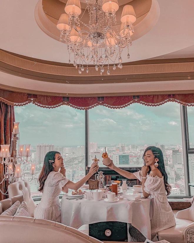 Bên trong khách sạn 6 sao Bảo Thy tổ chức đám cưới: là nơi dành cho giới quyền lực và siêu giàu, giá phòng cao ngất ngưởng - Ảnh 21.