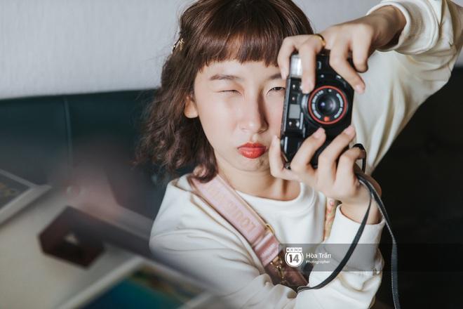 """Trang Hý: """"Người ta nghĩ mình không có chiều sâu, nói sảng nói điên, nhưng mà không đâu!"""" - ảnh 6"""