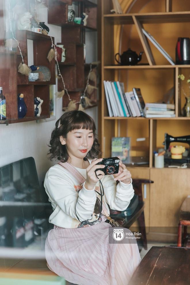 """Trang Hý: """"Người ta nghĩ mình không có chiều sâu, nói sảng nói điên, nhưng mà không đâu!"""" - ảnh 8"""