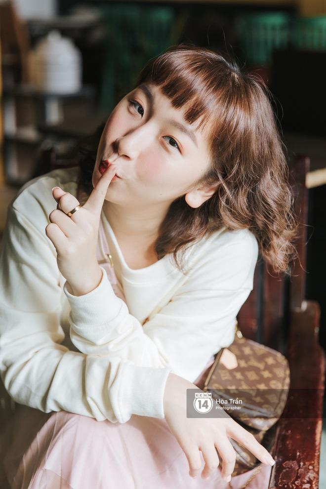 """Trang Hý: """"Người ta nghĩ mình không có chiều sâu, nói sảng nói điên, nhưng mà không đâu!"""" - ảnh 9"""