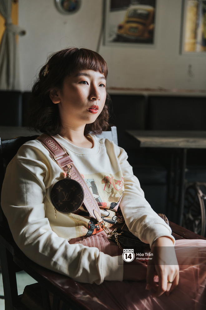 """Trang Hý: """"Người ta nghĩ mình không có chiều sâu, nói sảng nói điên, nhưng mà không đâu!"""" - ảnh 5"""
