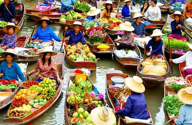 """Đi Thái mà """"lơ đẹp"""" 8 khu chợ nổi """"đỉnh cao"""" gần ngay Bangkok thì thiếu sót lắm đấy - Ảnh 7."""