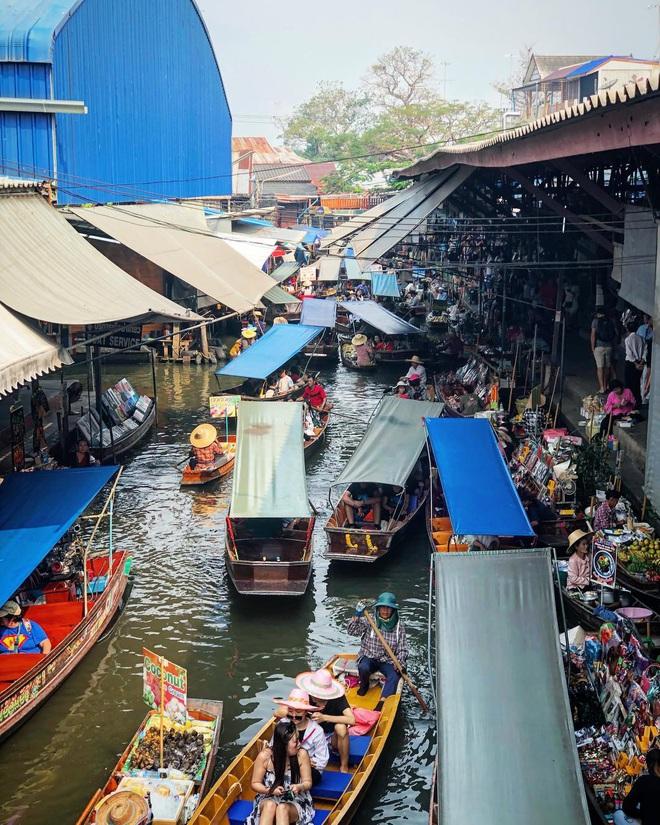 """Đi Thái mà """"lơ đẹp"""" 8 khu chợ nổi """"đỉnh cao"""" gần ngay Bangkok thì thiếu sót lắm đấy - Ảnh 15."""