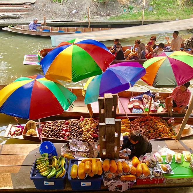 """Đi Thái mà """"lơ đẹp"""" 8 khu chợ nổi """"đỉnh cao"""" gần ngay Bangkok thì thiếu sót lắm đấy - Ảnh 16."""