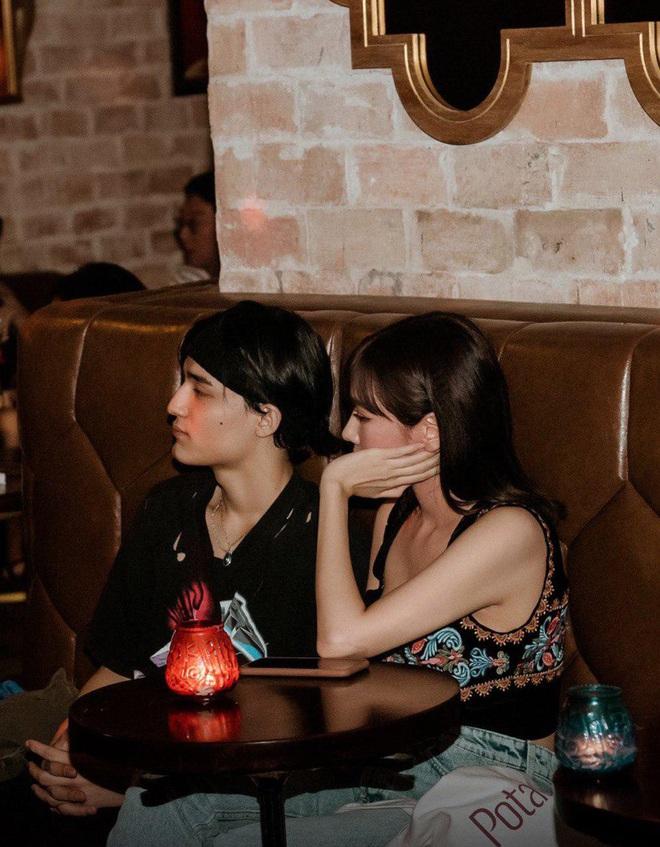Hội bạn thân đang truyền tay nhau loạt ảnh thân thiết của Min bên mỹ nam ngoại quốc, nữ ca sĩ đang bí mật hẹn hò? - ảnh 2