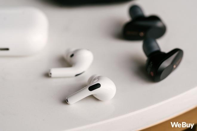 Mua AirPods Pro hay Sony WF1000XM3: Đây là cẩm nang để chọn tai nghe chống ồn đúng theo nhu cầu của bạn - Ảnh 2.