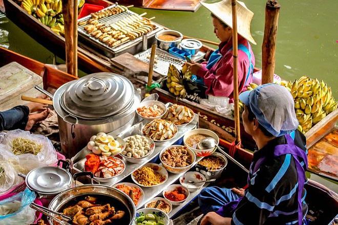 """Đi Thái mà """"lơ đẹp"""" 8 khu chợ nổi """"đỉnh cao"""" gần ngay Bangkok thì thiếu sót lắm đấy - Ảnh 5."""