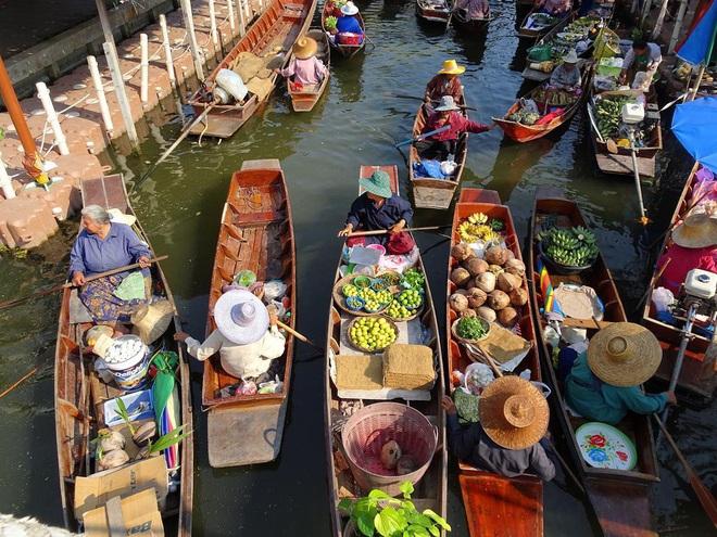 """Đi Thái mà """"lơ đẹp"""" 8 khu chợ nổi """"đỉnh cao"""" gần ngay Bangkok thì thiếu sót lắm đấy - Ảnh 13."""