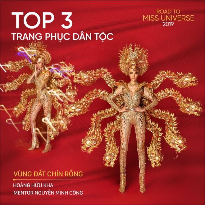 Hoàng Thùy sau khi thử cả 3 trang phục dân tộc: Không có bộ nào tạo cho mình sự thoải mái trên sân khấu - ảnh 7