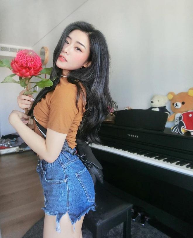 Phát hiện Thoại Liên - em gái Ông Cao Thắng có đam mê mãnh liệt với... đồ ăn và chụp ảnh đồ ăn, như một #foodporn đích thực trên Instagram - Ảnh 3.
