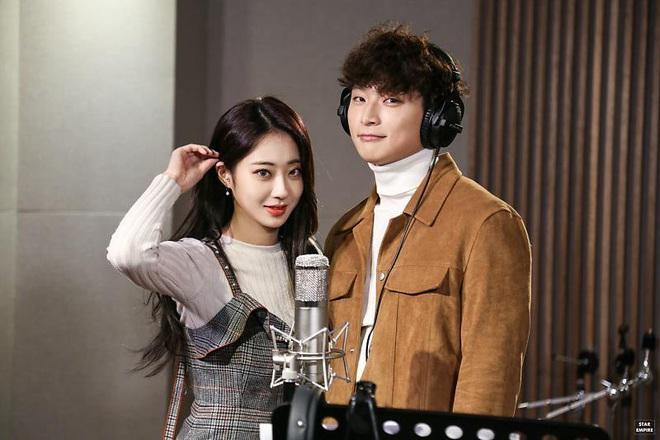 SBS tung tin hẹn hò của nam thần Jinwoon (2AM) và idol bốc lửa Kyungri (9MUSES): Cặp đôi sexy nhất Kbiz là đây! - Ảnh 2.