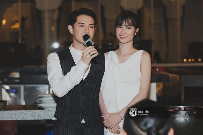 Hậu đám cưới thế kỷ, Đông Nhi tiết lộ sụt 1,5kg nhưng vẫn xuất hiện cực xinh bên ông xã Ông Cao Thắng tại tiệc cảm ơn - Ảnh 7.