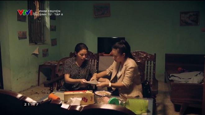 Sinh Tử tập 8: Mạnh Trường làm anh hùng người cứu Lan cave Thanh Hương - ảnh 4