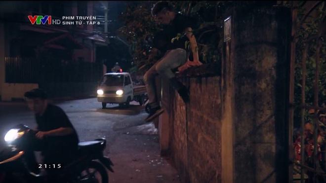 Sinh Tử tập 8: Mạnh Trường làm anh hùng người cứu Lan cave Thanh Hương - ảnh 3