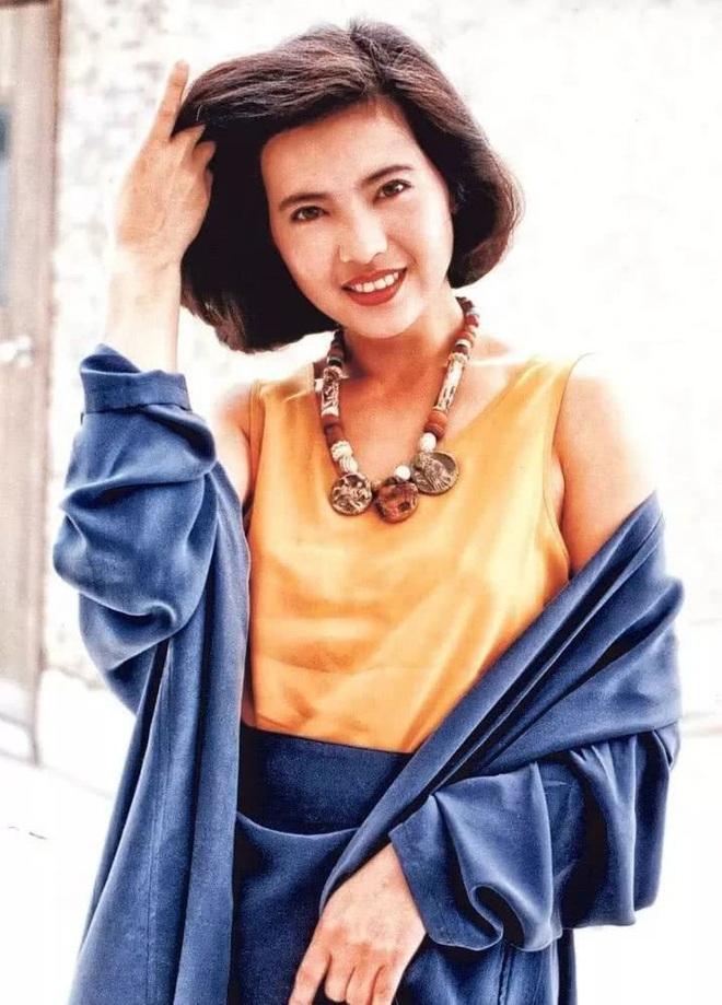 Nhan sắc kinh diễm thuở đôi mươi ngọc nữ bạc mệnh Lam Khiết Anh: Mỹ nhân đẹp nhất 5 đài truyền hình Hong Kong là đây - Ảnh 9.
