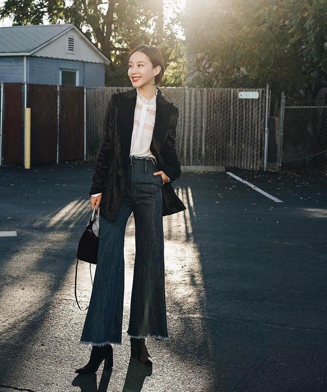 7 kiểu quần jeans được các BTV thời trang chỉ ra còn lâu mới lỗi thời, mặc đẹp được chục năm là ít - ảnh 28