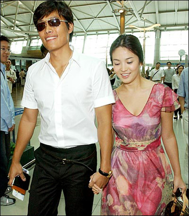 Những cặp đôi phim giả tình thật thảm nhất châu Á: Song Hye Kyo bị réo gọi tận 2 lần, nhưng khổ nhất là Châu Du Dân - Ảnh 3.