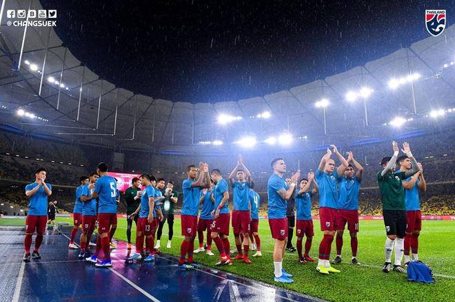 Cập nhật Malaysia 1-1 Thái Lan: Messi Thái mở tỷ số ngay phút thứ 7 bằng pha dứt điểm đẳng cấp - ảnh 3