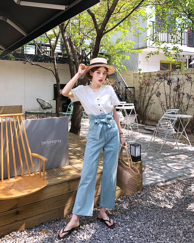 7 kiểu quần jeans được các BTV thời trang chỉ ra còn lâu mới lỗi thời, mặc đẹp được chục năm là ít - ảnh 2