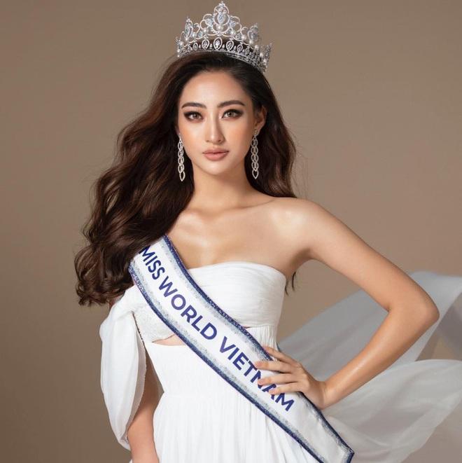 Màn giới thiệu tiếng Anh tham dự Miss World 2019 quá đỉnh của Lương Thuỳ Linh, không hổ danh là thành viên của đội tuyển HSG quốc gia, IELTS 7.5 - ảnh 1