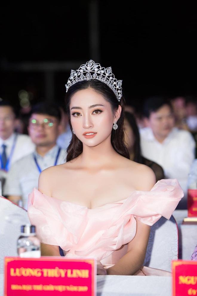 Màn giới thiệu tiếng Anh tham dự Miss World 2019 quá đỉnh của Lương Thuỳ Linh, không hổ danh là thành viên của đội tuyển HSG quốc gia, IELTS 7.5 - ảnh 4
