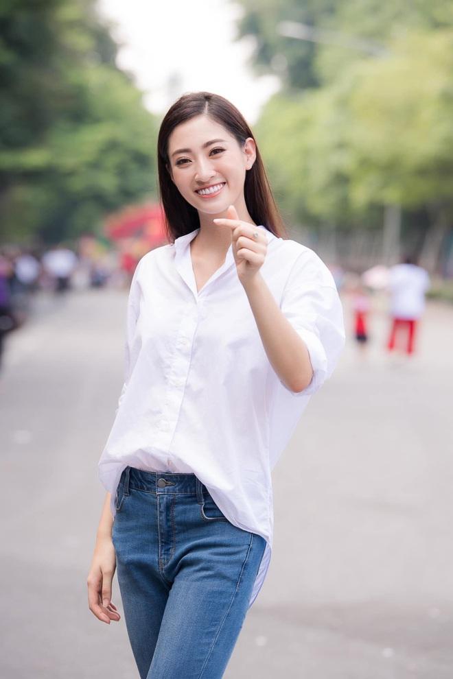 Màn giới thiệu tiếng Anh tham dự Miss World 2019 quá đỉnh của Lương Thuỳ Linh, không hổ danh là thành viên của đội tuyển HSG quốc gia, IELTS 7.5 - ảnh 11
