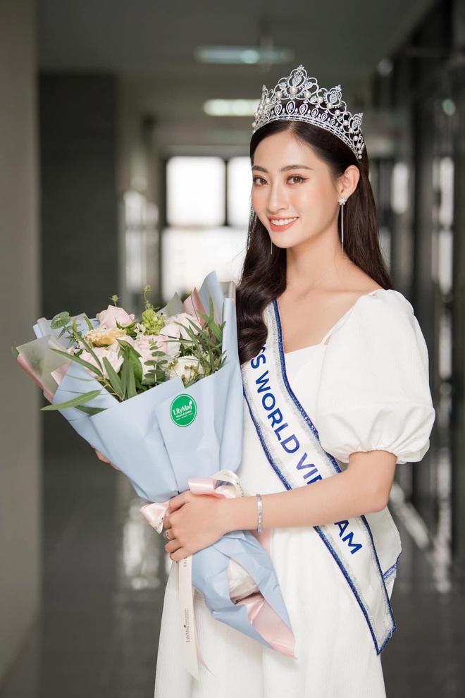 Màn giới thiệu tiếng Anh tham dự Miss World 2019 quá đỉnh của Lương Thuỳ Linh, không hổ danh là thành viên của đội tuyển HSG quốc gia, IELTS 7.5 - ảnh 8