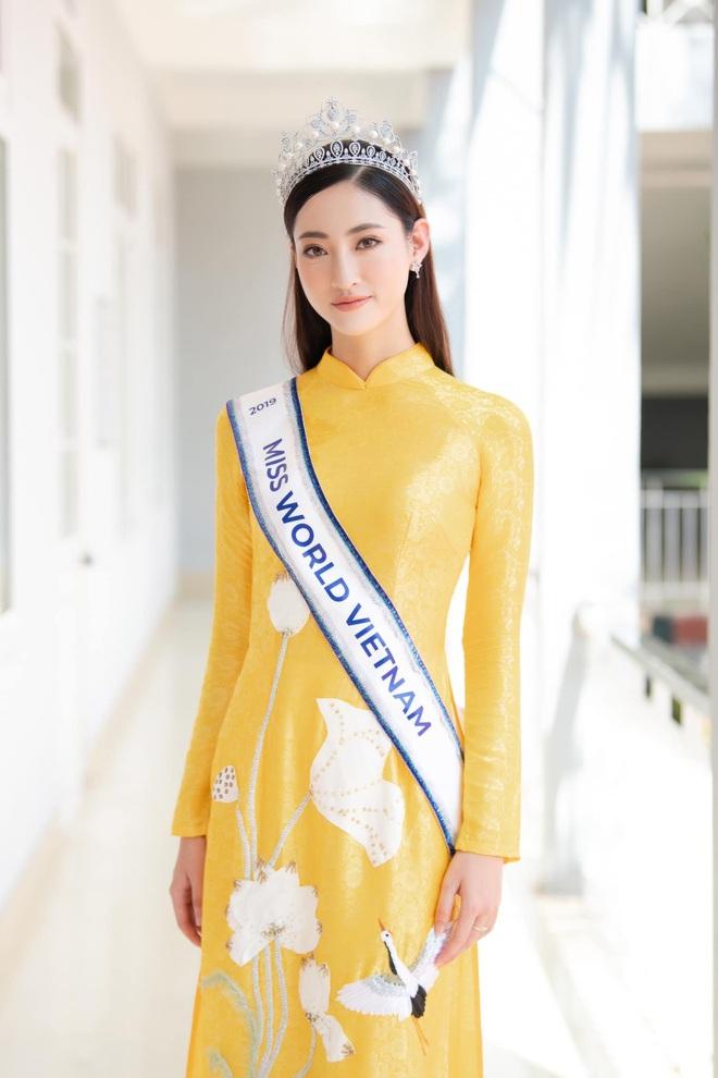 Màn giới thiệu tiếng Anh tham dự Miss World 2019 quá đỉnh của Lương Thuỳ Linh, không hổ danh là thành viên của đội tuyển HSG quốc gia, IELTS 7.5 - ảnh 10