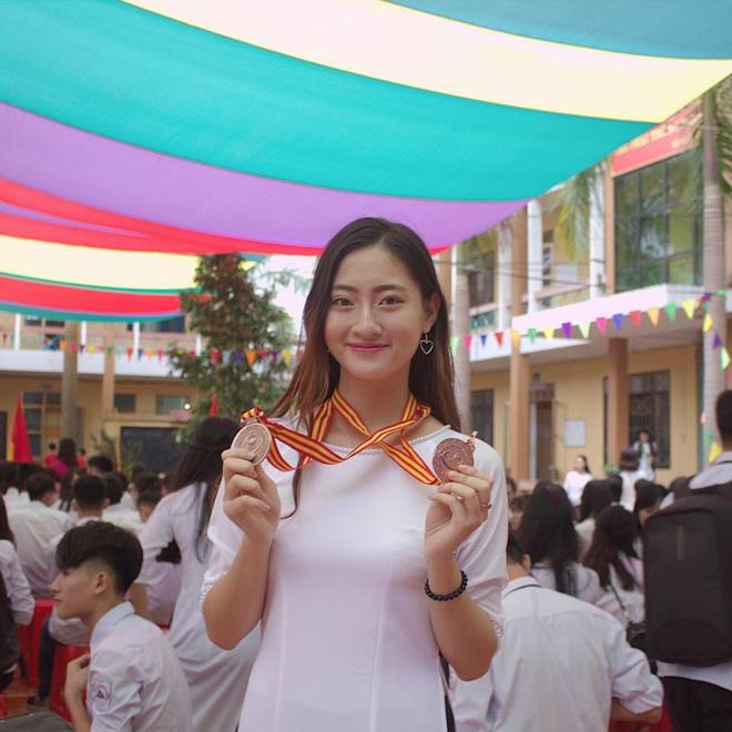 Màn giới thiệu tiếng Anh tham dự Miss World 2019 quá đỉnh của Lương Thuỳ Linh, không hổ danh là thành viên của đội tuyển HSG quốc gia, IELTS 7.5 - ảnh 12