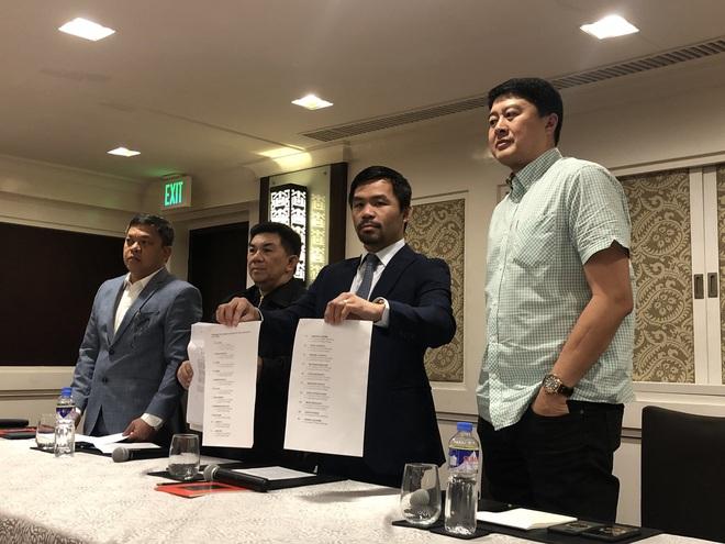 Giải đấu bóng rổ của huyền thoại boxing Manny Pacquiao rúng động vì nghi án dàn xếp tỷ số - ảnh 1
