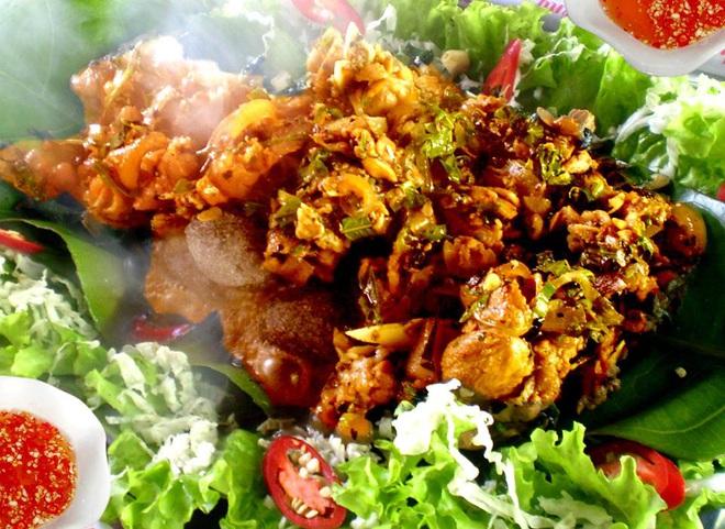 Sỏi mầm - món ăn với cái tên độc nhất vô nhị ít người biết ở vùng sông nước Hậu Giang - Ảnh 2.
