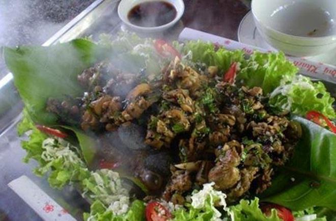 Sỏi mầm - món ăn với cái tên độc nhất vô nhị ít người biết ở vùng sông nước Hậu Giang - Ảnh 6.