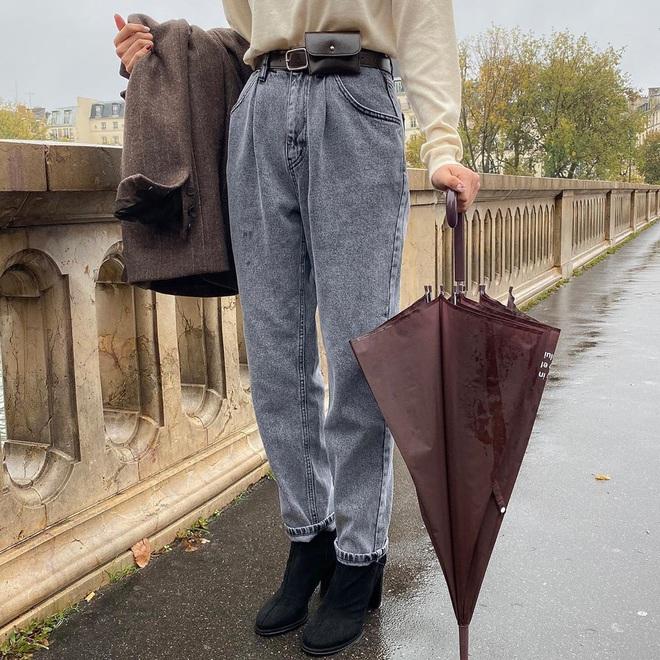 7 kiểu quần jeans được các BTV thời trang chỉ ra còn lâu mới lỗi thời, mặc đẹp được chục năm là ít - ảnh 14