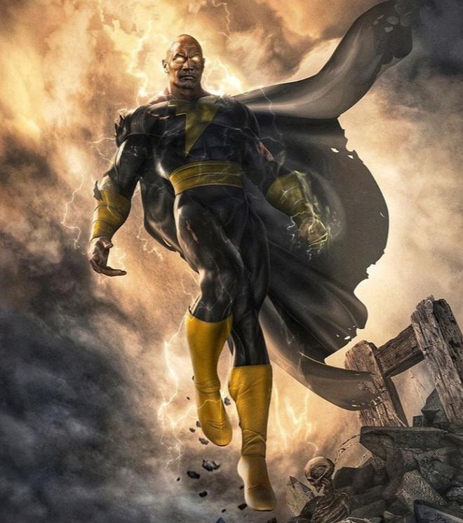 The Rock Dwayne Johnson chính thức nhập hội siêu anh hùng, trở thành đối thủ truyền kiếp của Shazam - Ảnh 2.