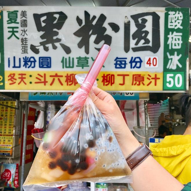 Đến Đài Loan đừng quên check in với túi trân châu đá bào vạn người mê này nhé! - Ảnh 12.