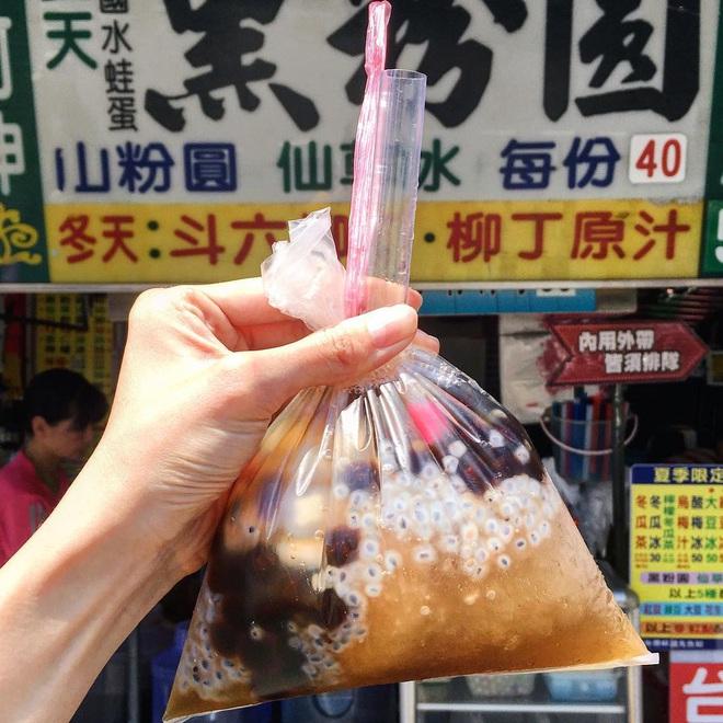 Đến Đài Loan đừng quên check in với túi trân châu đá bào vạn người mê này nhé! - Ảnh 5.