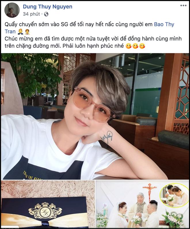 Cặp MC bách hợp Quỳnh Chi - Thùy Dung cùng đáp chuyến bay đến dự hôn lễ Bảo Thy nhưng nhất quyết không đi chung hậu tin đồn rạn nứt - Ảnh 1.