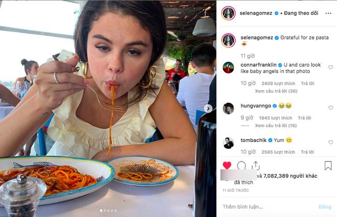 Ai như Selena Gomez, tự đăng ảnh mắt nổ mắt xịt vẫn thu về 7 triệu like liền tay vì nhan sắc thật - Ảnh 5.