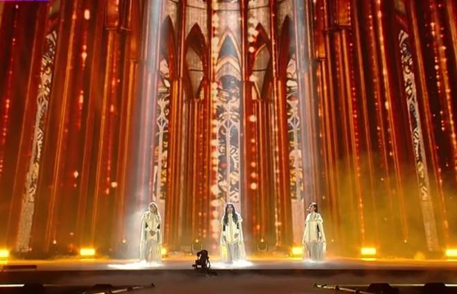 Noo Phước Thịnh biểu diễn hit mới đầy đẳng cấp trên sân khấu Hàn Quốc, BTS vắng mặt vẫn gây bùng nổ! - Ảnh 19.