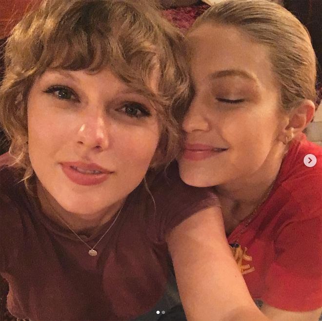 Ngoài Selena Gomez, Gigi Hadid, Halsey, Camila Cabello và hội bạn thân đều lên tiếng ủng hộ Taylor Swift trong cuộc chiến bản quyền với Scooter Braun - Ảnh 4.