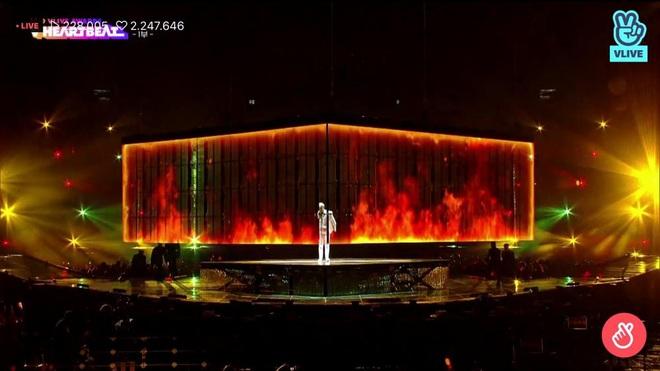 Noo Phước Thịnh biểu diễn hit mới đầy đẳng cấp trên sân khấu Hàn Quốc, BTS vắng mặt vẫn gây bùng nổ! - Ảnh 5.