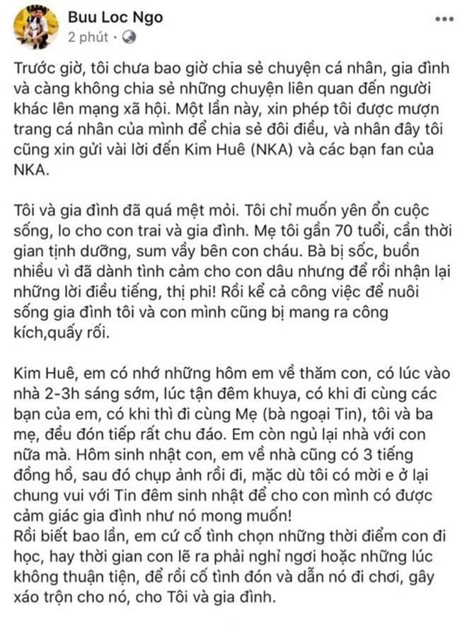 Nhật Kim Anh phản pháo cực gắt vì chồng tố bịa chuyện, chị gái tiết lộ em bị đánh bầm tím lúc mang thai - ảnh 1