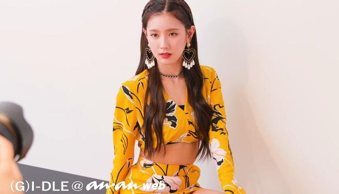 Top 50 nữ idol hot nhất hiện nay: Hwasa đè bẹp cả Jennie - Taeyeon, cả nhóm tân binh (G)I-DLE vươn lên quá nguy hiểm - ảnh 5